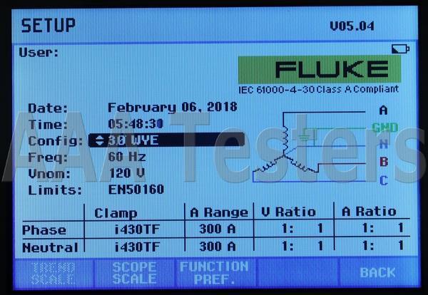 fluke 435 series ii manual