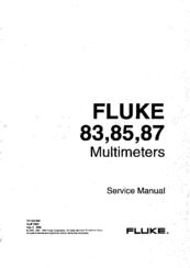 fluke 77 iii multimeter user manual