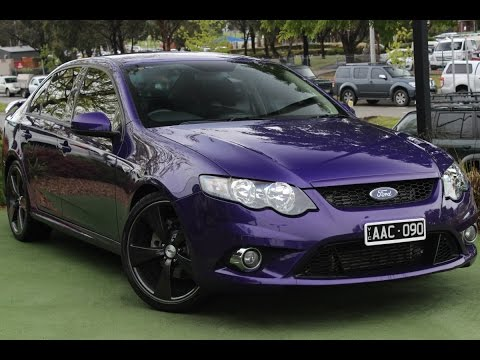 ford fg xr6 service manual