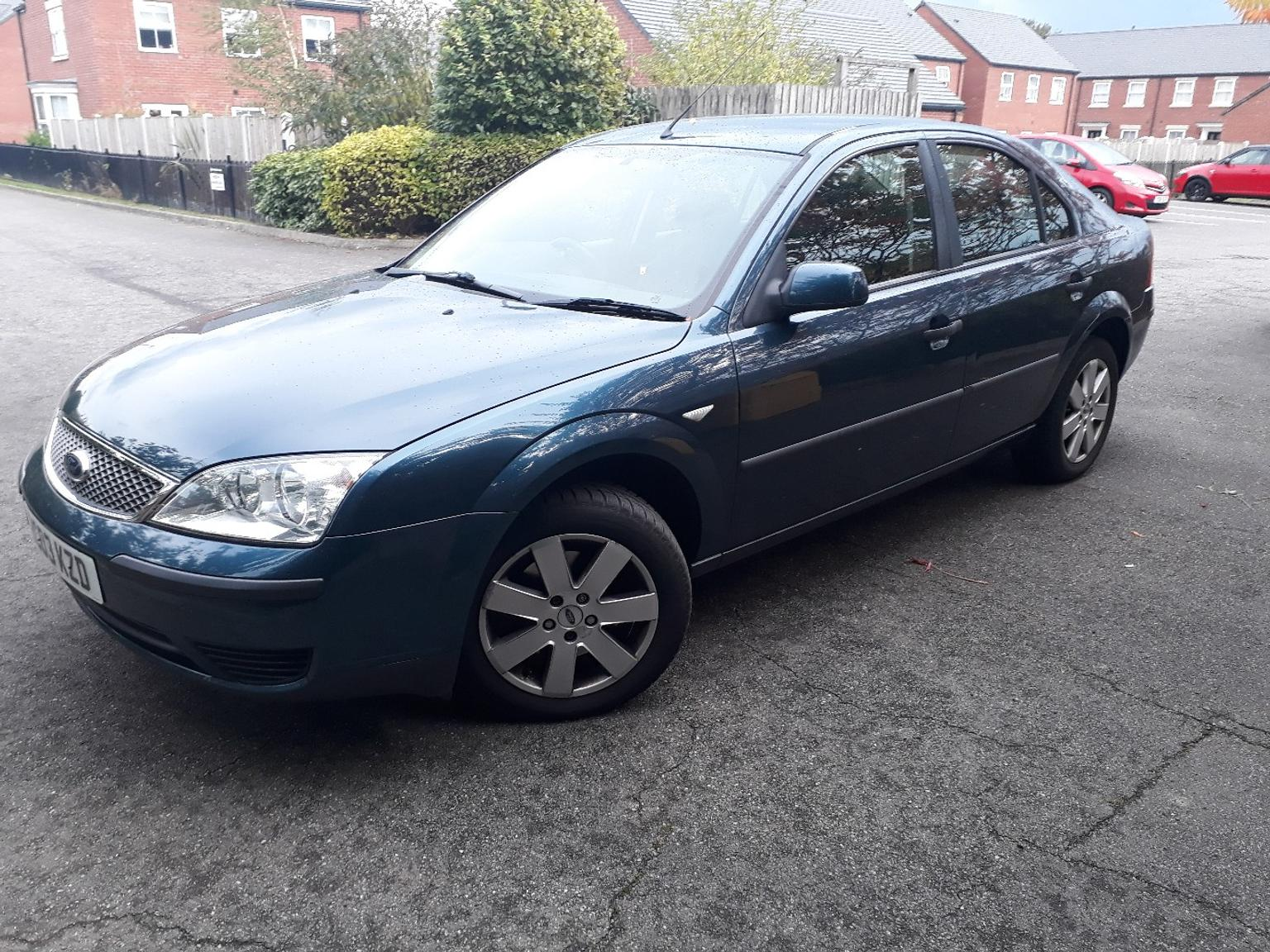 ford mondeo manual free download