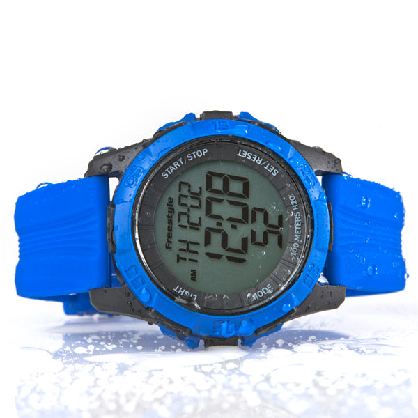 freestyle 100 meters h20 watch manual