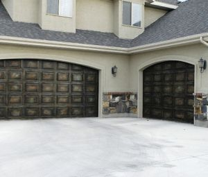 garage door manual release reconnect