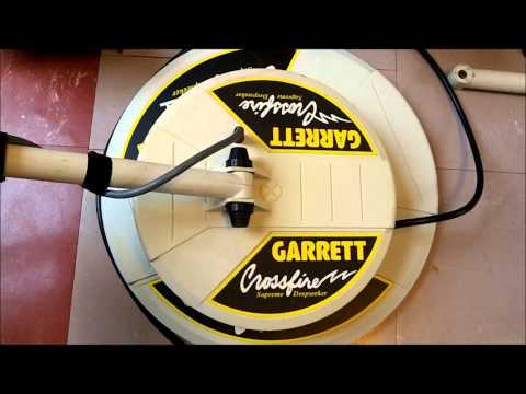 garrett crossfire supreme deepseeker manual