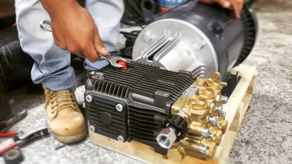 generac 2700 psi pressure washer manual