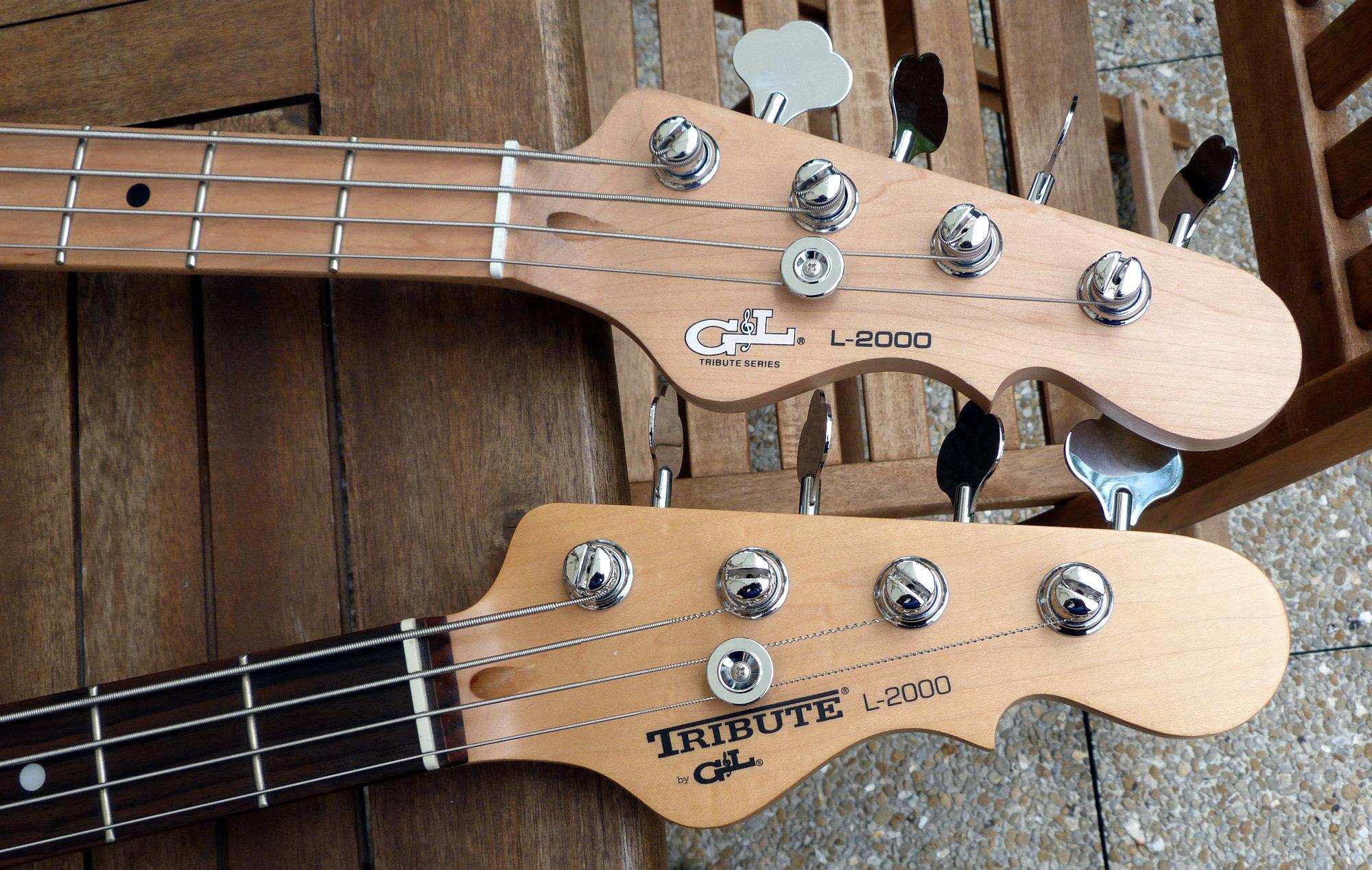 g&l l2000 tribute manual