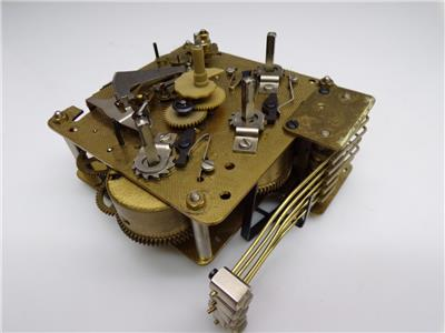 hamilton clock 340 020 manual