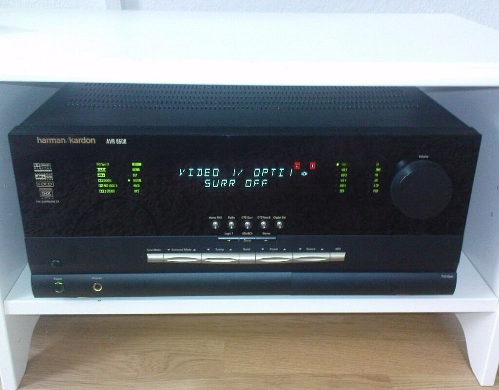 harman kardon avr 1610 manual