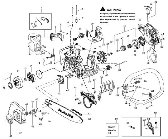 homelite 330 chainsaw manual pdf