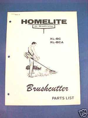 homelite st 155 trimmer manual