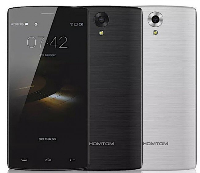 homtom ht7 pro user manual