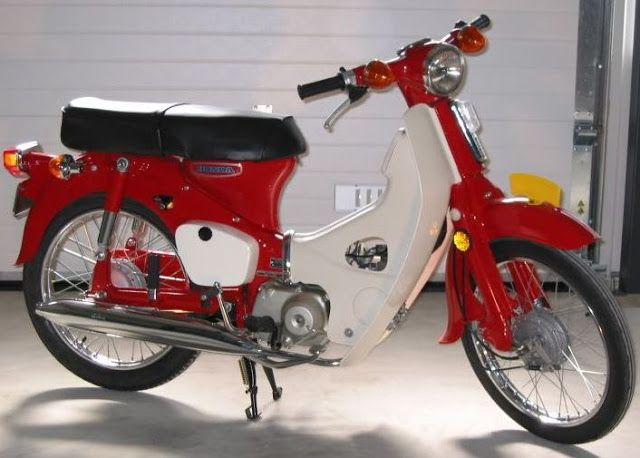 honda super cub 110 owners manual