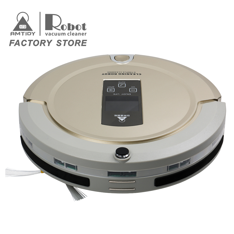 hoover robot vacuum cleaner manual