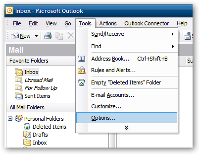 how to manually refresh outlook 2016 inbox