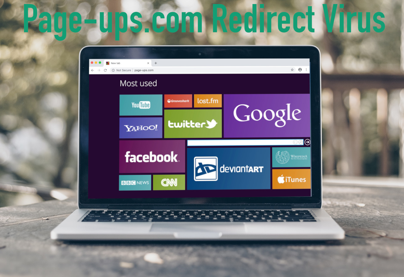 how to remove redirect virus manually