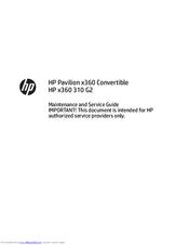 hp envy 13 user manual