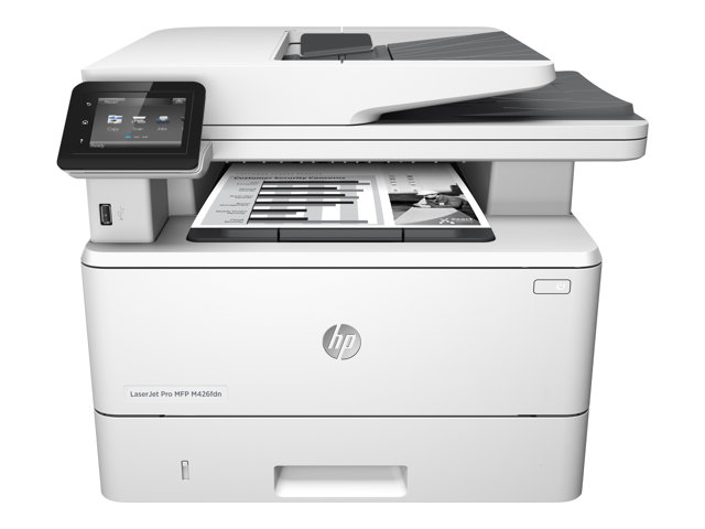 hp laserjet mfp m426fdn manual