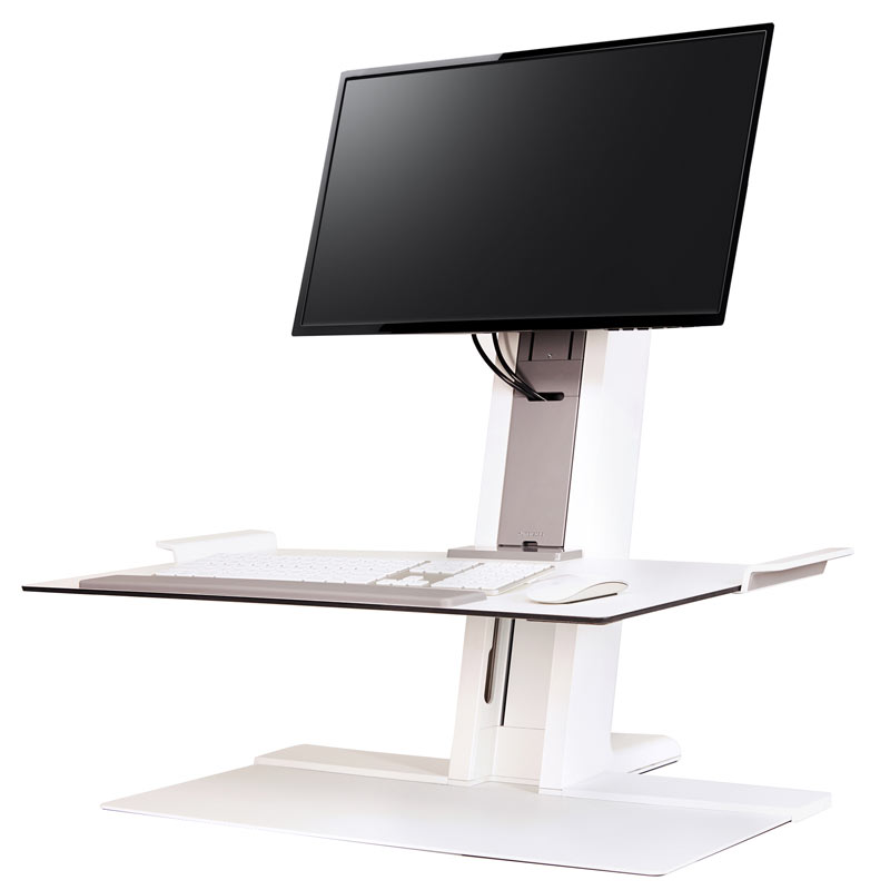 humanscale sit stand desk manual
