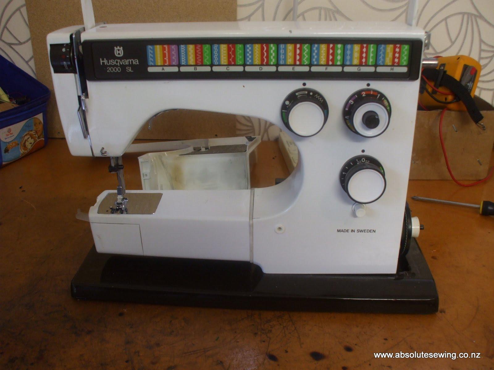 husqvarna 2000 model 6440 manual