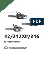 husqvarna chainsaw 235 repair manual