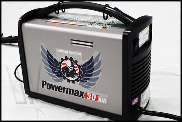 hypertherm powermax 30 air manual