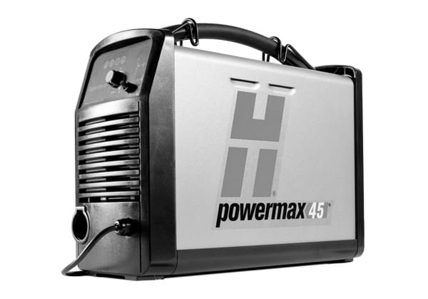 hypertherm powermax 600 plasma cutter manual