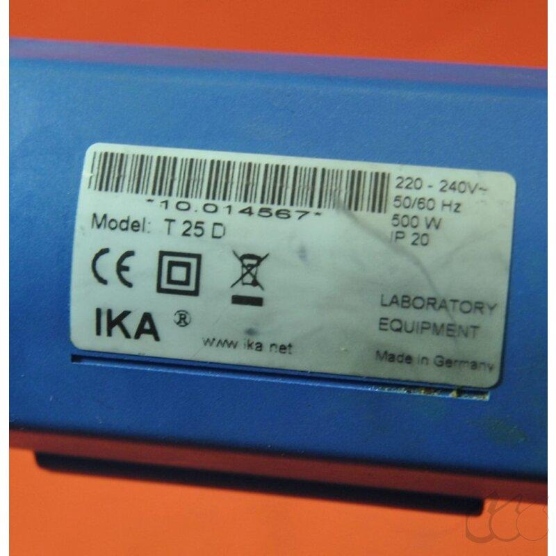 ika t25 digital ultra turrax manual