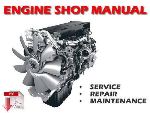 isuzu 4hf1 engine repair manual