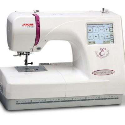 janome memory craft 350e manual