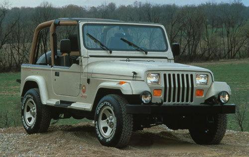 jeep wrangler factory service manual
