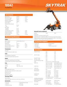 jlg scissor lift operators manual 1930es