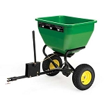 john deere aerator spreader manual