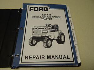 john deere l 100 operators manual