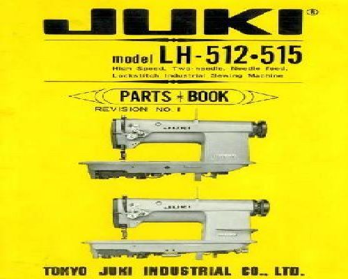 juki sewing machine manuals free download