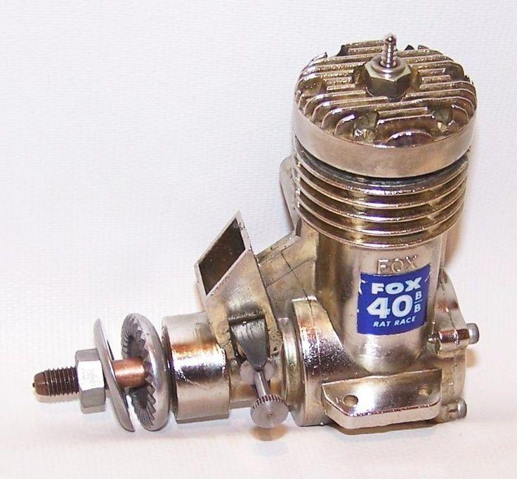 k&b 40 rc engine manual