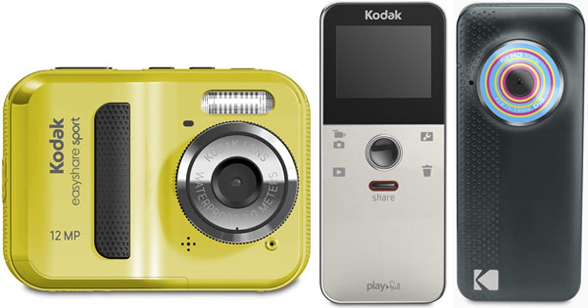 kodak playfull waterproof video camera manual
