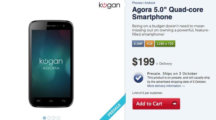 kogan agora smartphone user manual