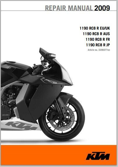 ktm 85 sx service manual