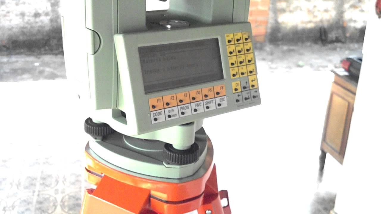 leica tcra 1105 plus manual