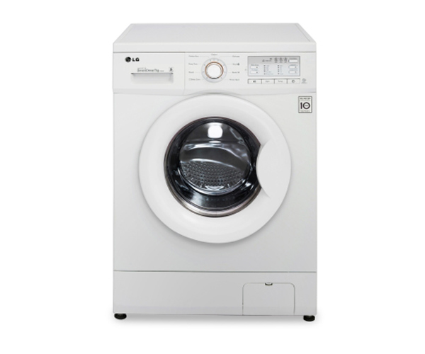 lg direct drive front loader washing machine manual