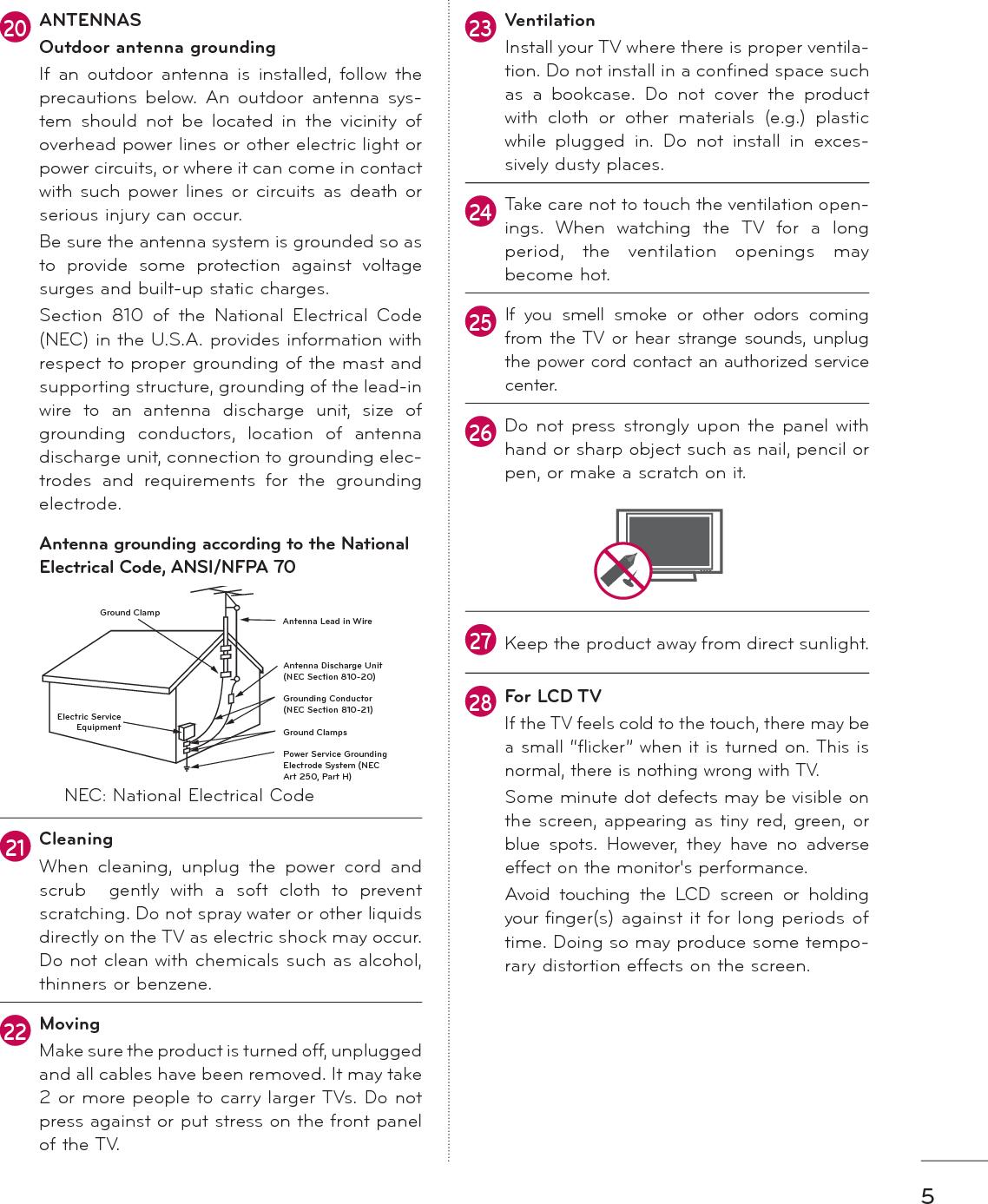 lg ld 2120wh user manual