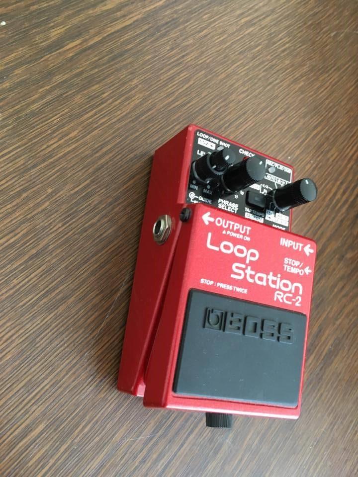 loop station rc 2 manual