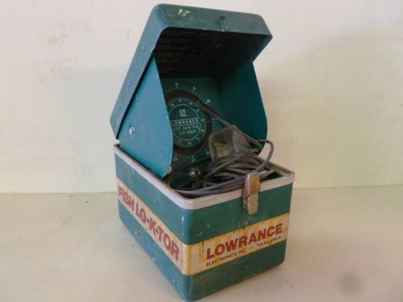 lowrance fish lo k tor manual