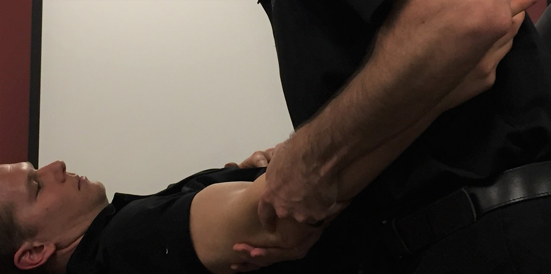 manual muscle testing lower extremity
