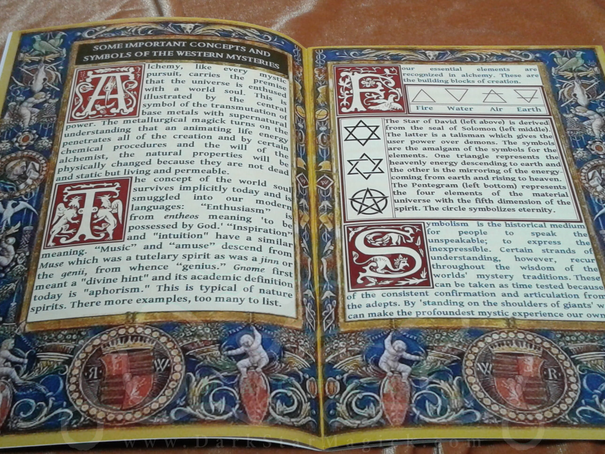 manual of witchcraft and alchemy