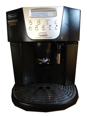 manuale delonghi magnifica pronto cappuccino