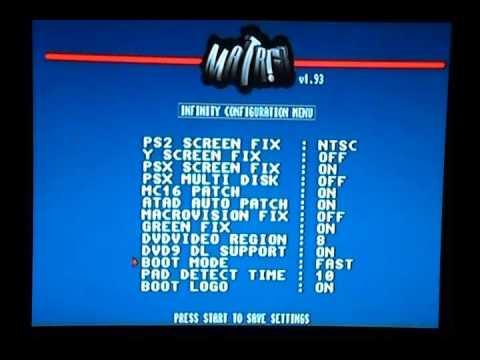 matrix infinity 1.93 manual