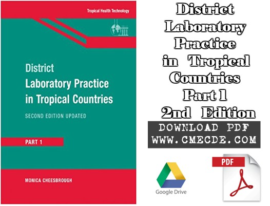 medical laboratory manual for tropical countries free download