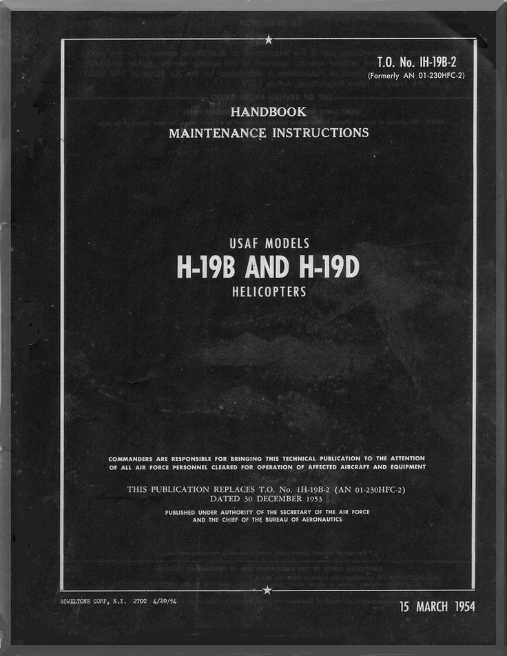 mi 17 helicopter maintenance manual