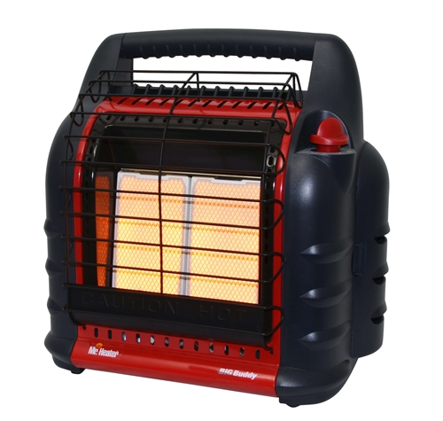 mr heater big buddy manual
