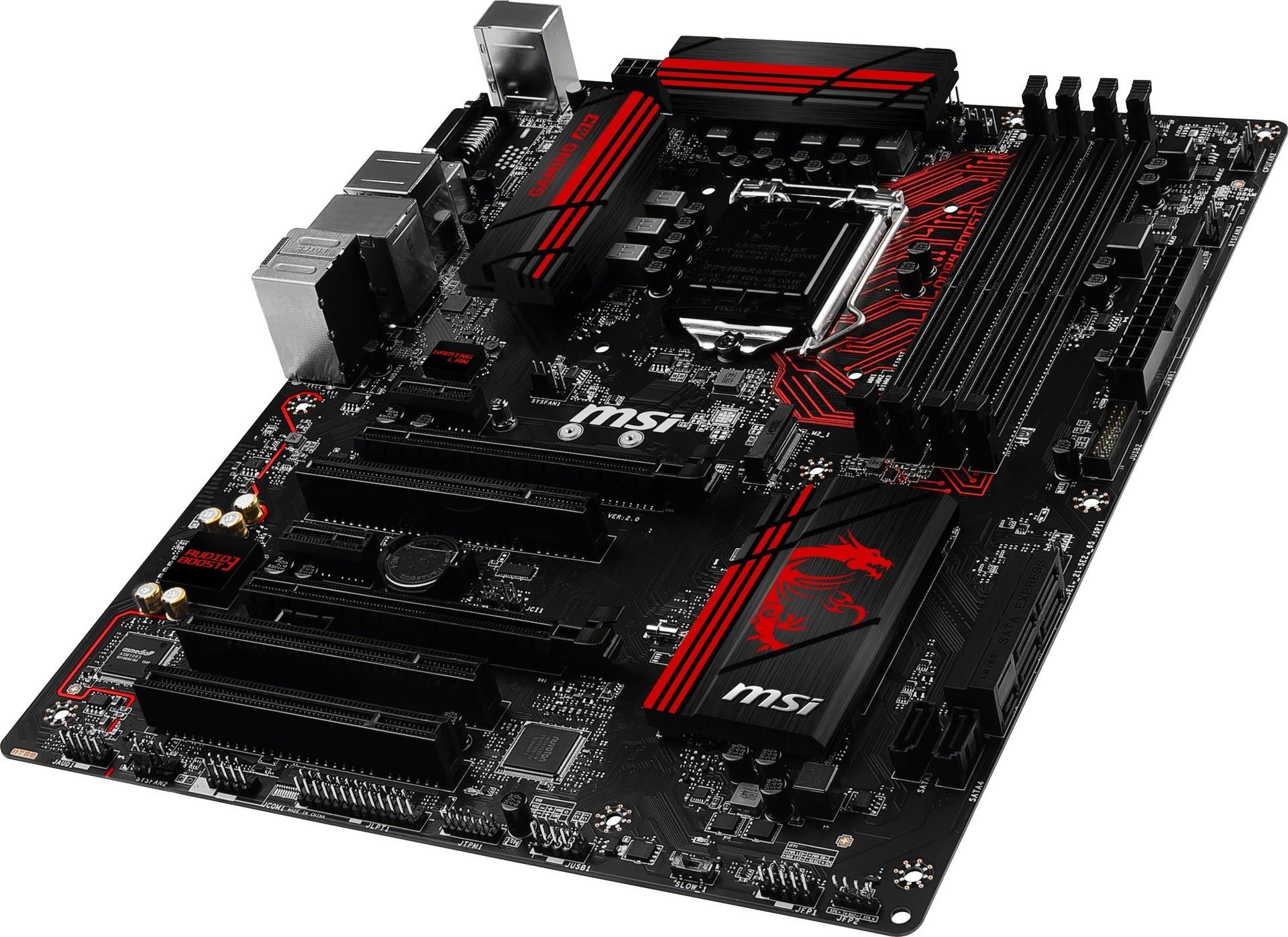 msi 970 gaming motherboard manual pdf